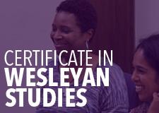 Certificate in Wesleyan Studies